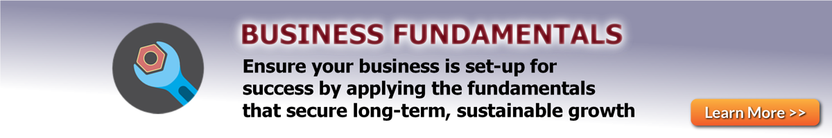 Business fundamentals online course
