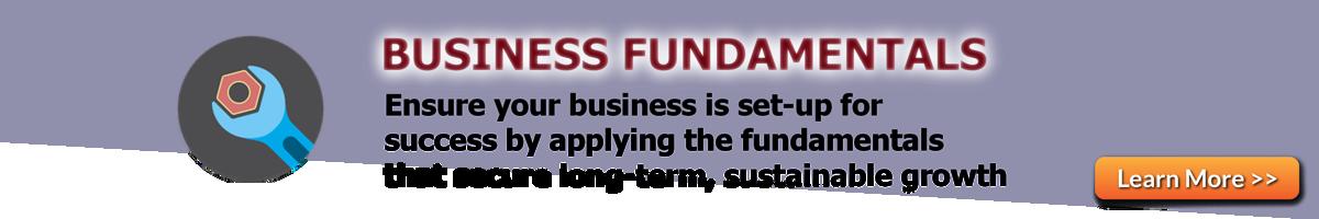Business fundamentals online course