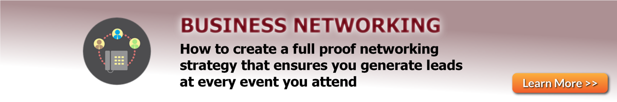 Business networking online course
