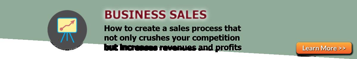 Business sales online course