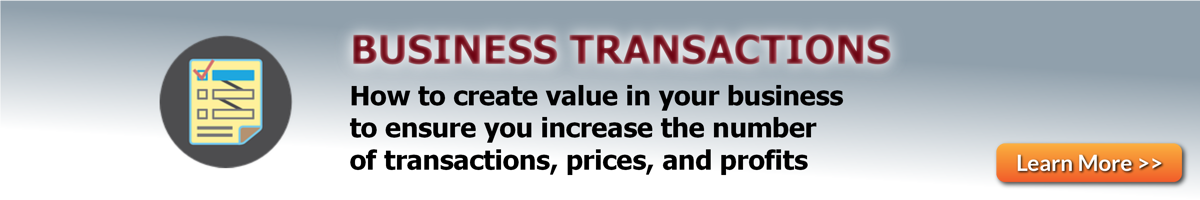 Business transactions online course