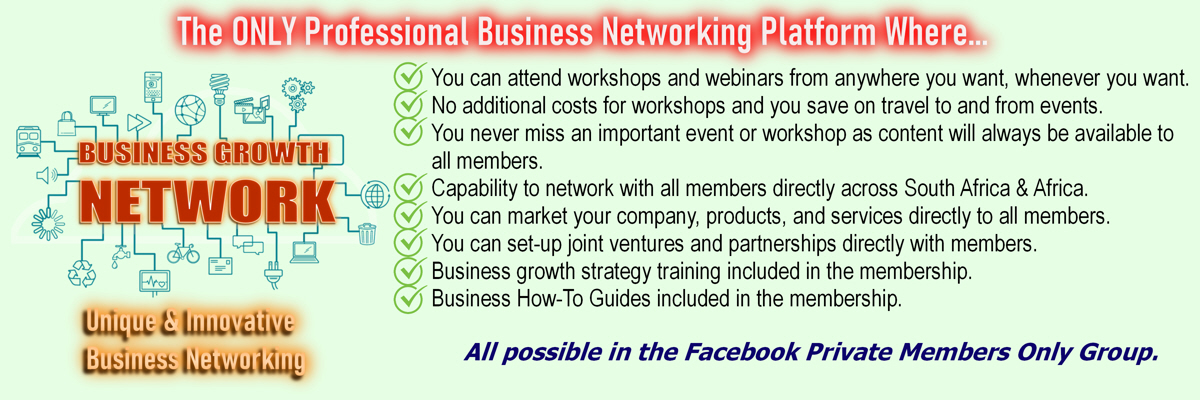 Professional Business Networking